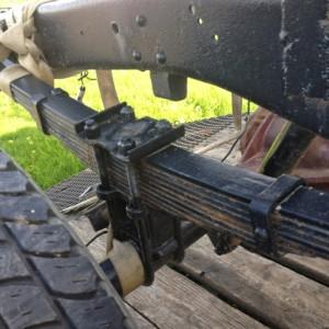 73 right rear spring
